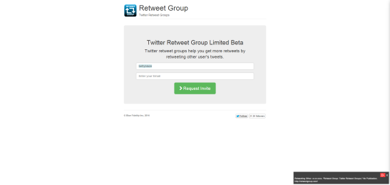 Retweet Group: Twitter Retweet Groups - RT Hashtags, Get More Retweets